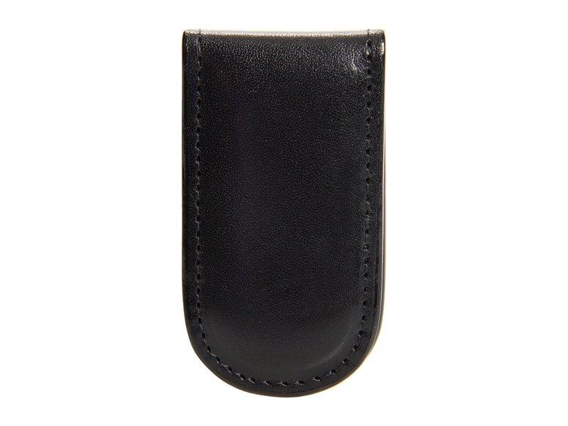 ボスカ メンズ 財布 アクセサリー Old Leather Collection - Magnetic Money Clip Black Leather