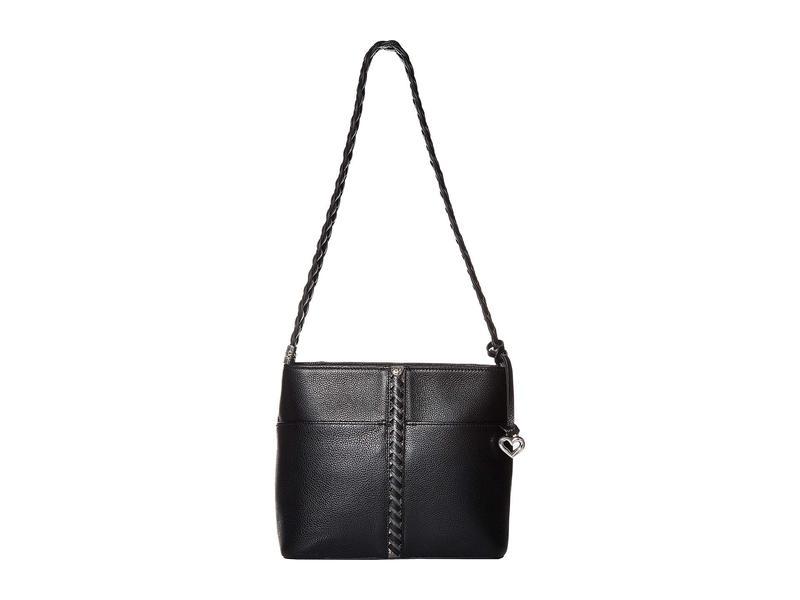 ブライトン レディース ハンドバッグ バッグ Beaumont Square Bucket Bag Black