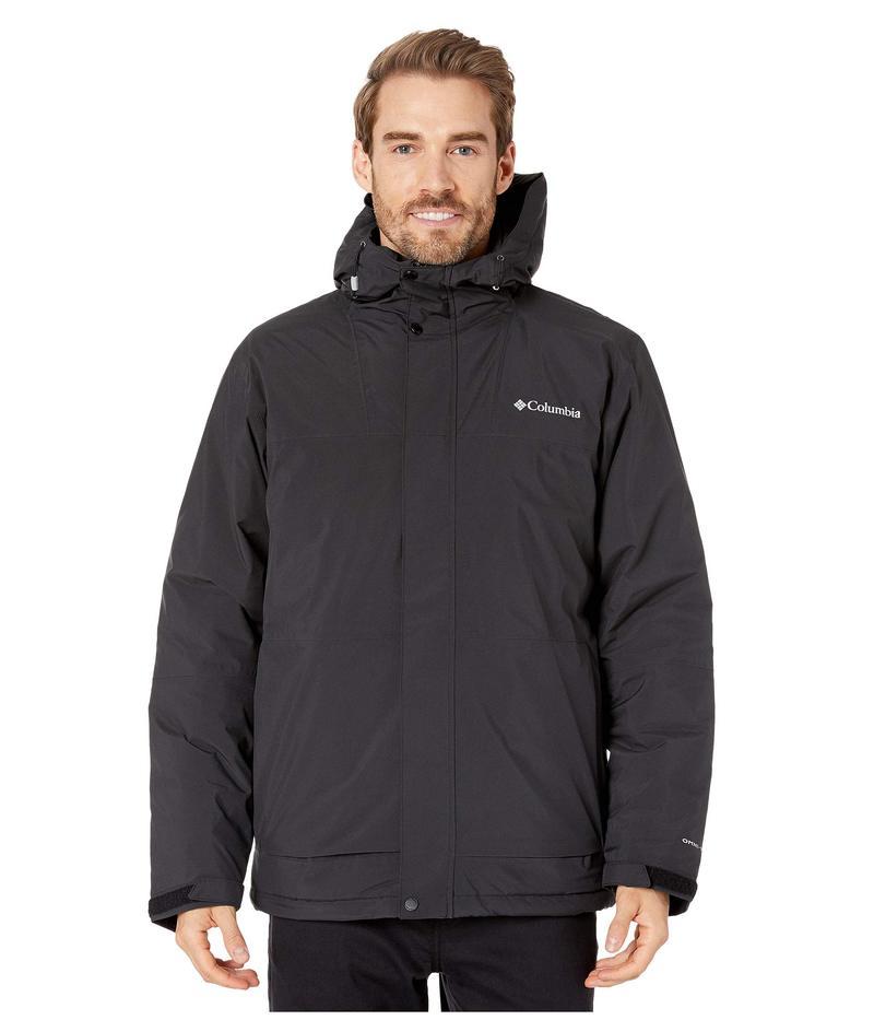 コロンビア メンズ コート アウター Horizon Explorer¢ Insulated Jacket Black