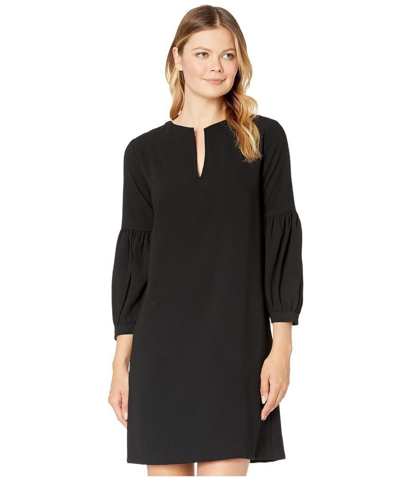 カレンケーン レディース ワンピース トップス Bishop Sleeve Dress Black