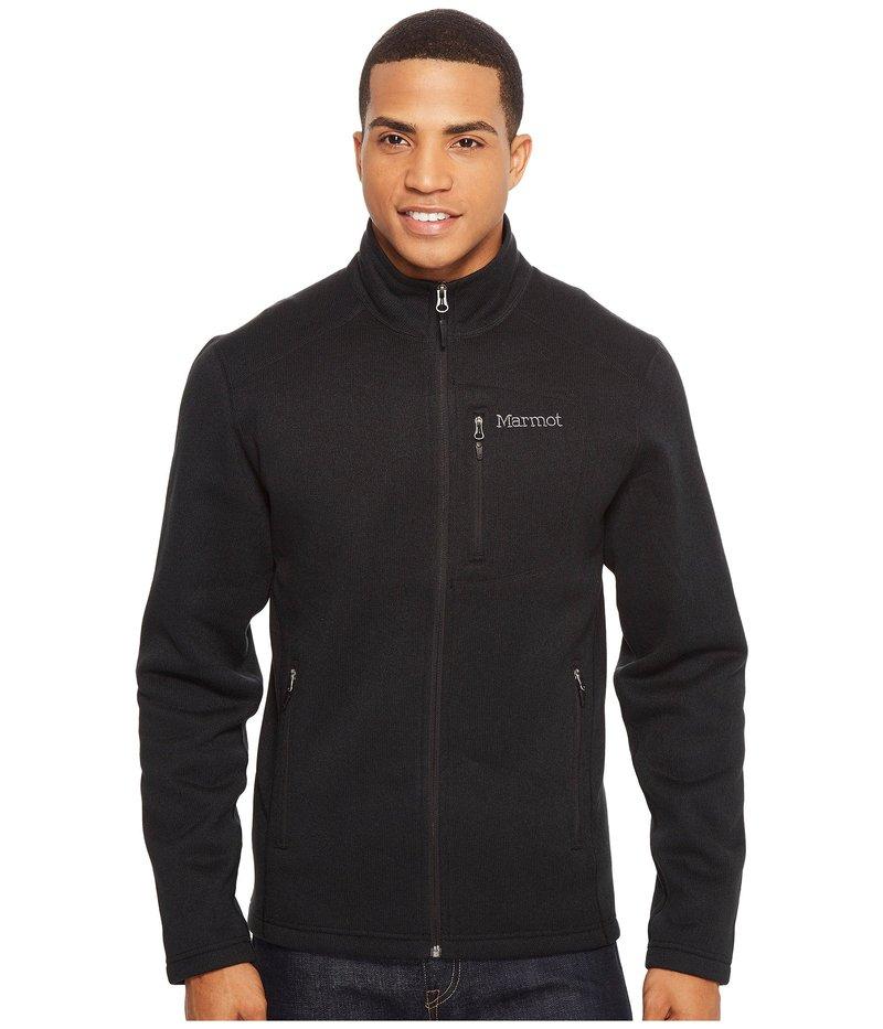 マーモット メンズ コート アウター Drop Line Jacket Black 2