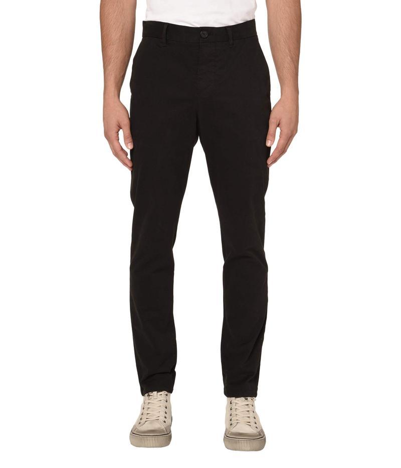 オールセインツ メンズ カジュアルパンツ ボトムス Park Chino Pants Black