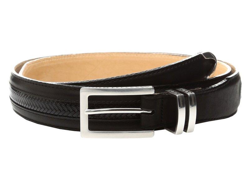 ブライトン メンズ ベルト アクセサリー Oakmont 1 1/4 Belt Black