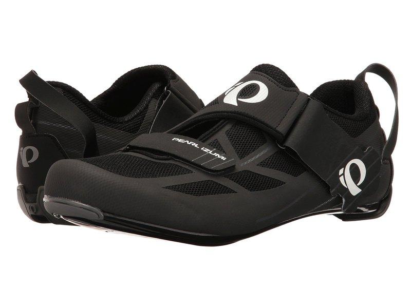 パールイズミ メンズ スニーカー シューズ Tri Fly Select V6 Black/Shadow Grey