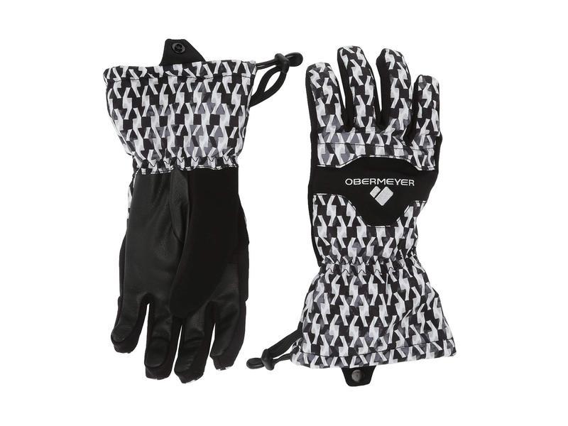 オバマイヤー レディース 手袋 アクセサリー Regulator Gloves Black/Bianco