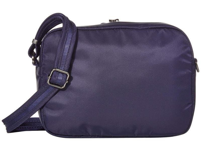 パックセーフ レディース ハンドバッグ バッグ Citysafe CX Anti-Theft Square Crossbody Bag Nightfall