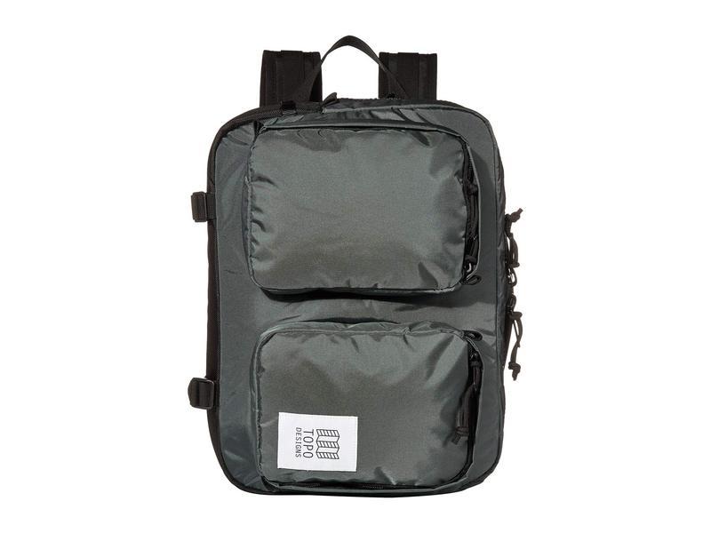 トポ・デザイン メンズ ビジネス系 バッグ Global Briefcase Charcoal