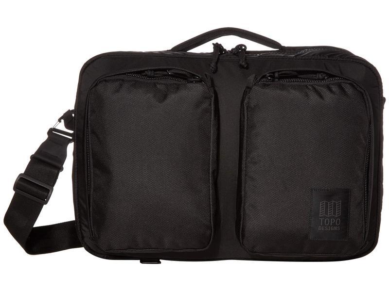 トポ・デザイン メンズ ビジネス系 バッグ Global Briefcase 3-Day Ballistic Black