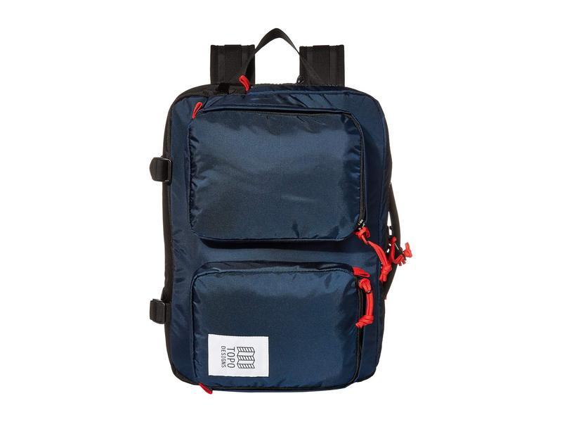 トポ・デザイン メンズ ビジネス系 バッグ Global Briefcase Navy