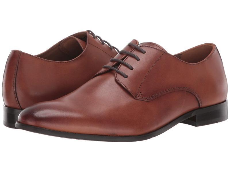 スティーブ マデン メンズ オックスフォード シューズ Prey Oxford Tan Leather
