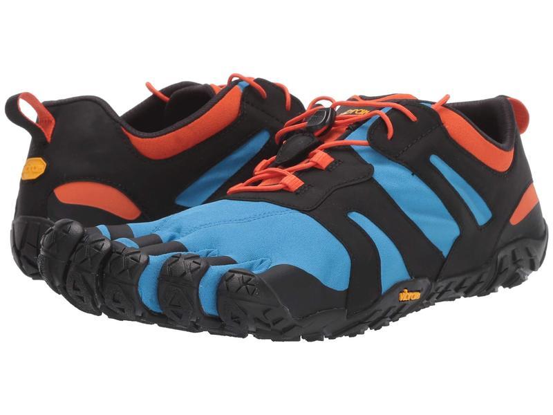 ビブラムファイブフィンガーズ メンズ スニーカー シューズ V-Trail 2.0 Blue/Orange