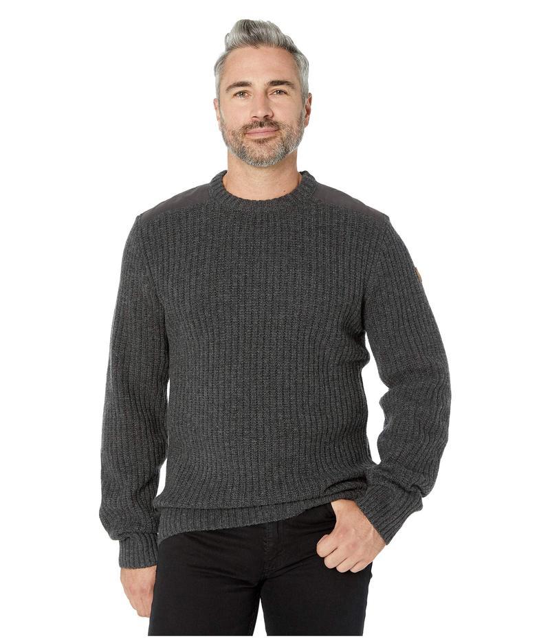 フェールラーベン メンズ ニット・セーター アウター Singi Knit Sweater Dark Grey
