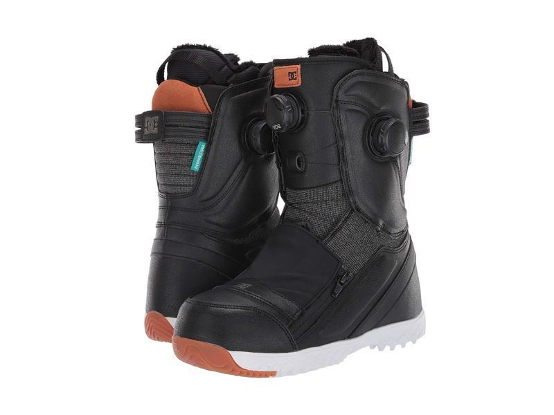 ディーシー レディース ブーツ・レインブーツ シューズ Mora BOA Snowboard Boots Black/Blue
