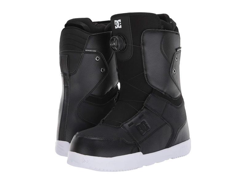ディーシー メンズ ブーツ・レインブーツ シューズ Scout BOA Snowboard Boots Black