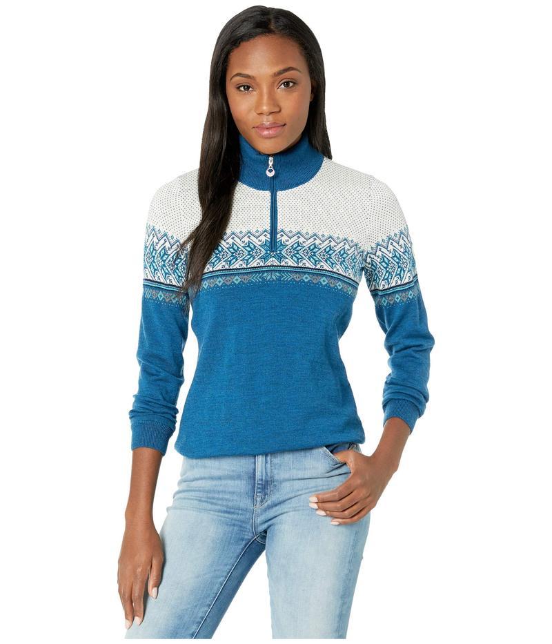 ダールオブノルウェイ レディース ニット・セーター アウター Hovden Sweater See Melange/Tur