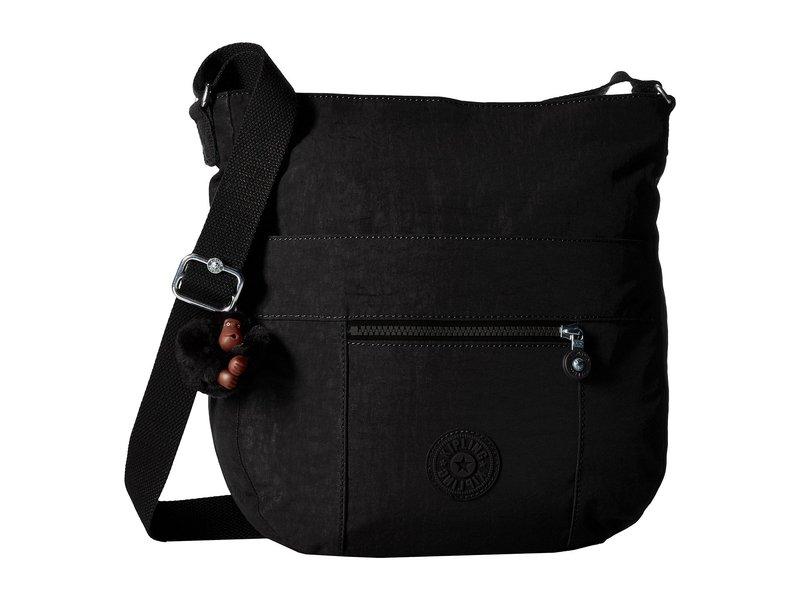 キプリング レディース ハンドバッグ バッグ Bailey Saddle Bag Handbag Black 1