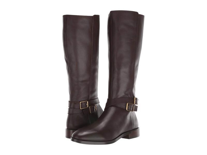 エアロソールズ レディース ブーツ・レインブーツ シューズ Martha Stewart Julia Brown Leather