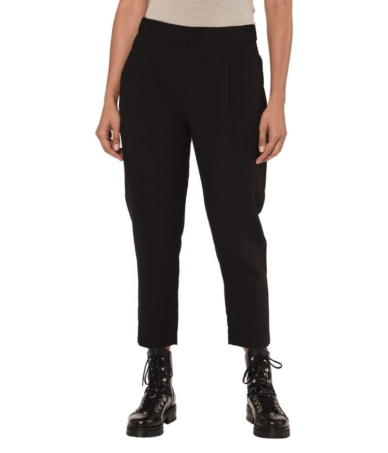 オールセインツ レディース カジュアルパンツ ボトムス Aledia Trousers Black