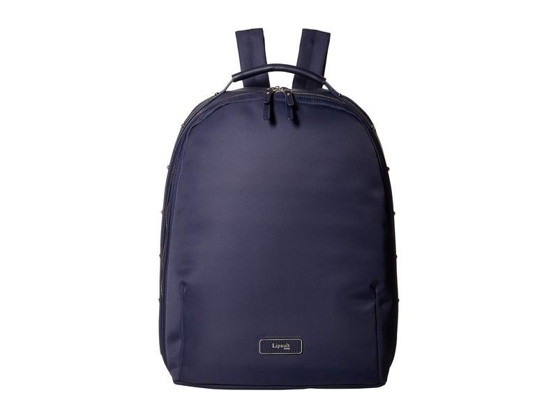 リパルトパリ レディース バックパック・リュックサック バッグ Business Avenue Medium Backpack Night Blue