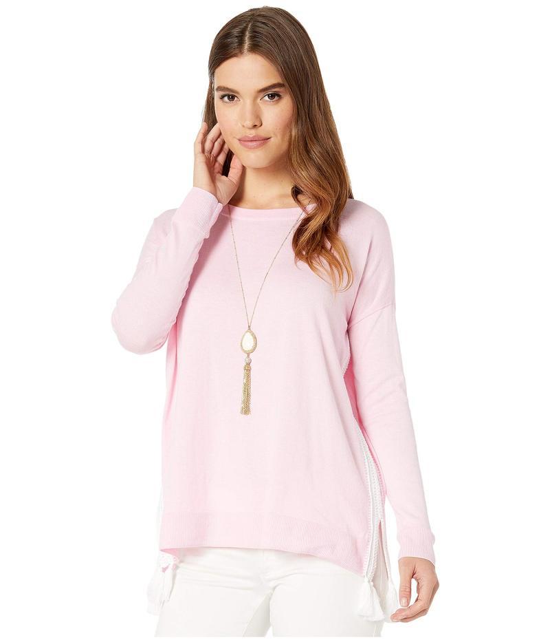 リリーピュリッツァー レディース ニット・セーター アウター Damara Sweater Pink Blossom