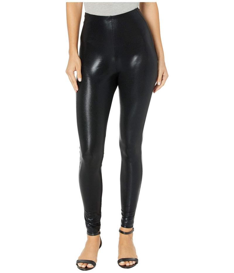 リジー レディース カジュアルパンツ ボトムス Foil Super High-Waisted Leggings Black