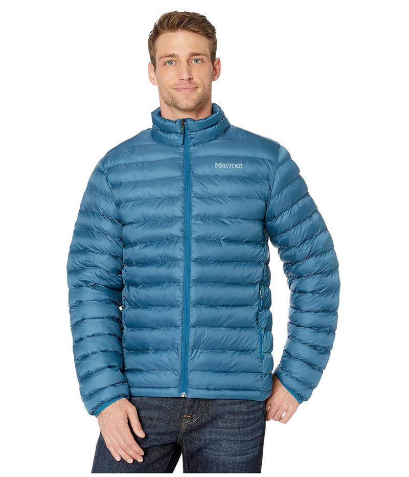 マーモット メンズ コート アウター Solus Featherless Jacket Moroccan Blue