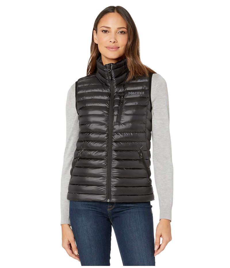 マーモット レディース コート アウター Avant Featherless Vest Black