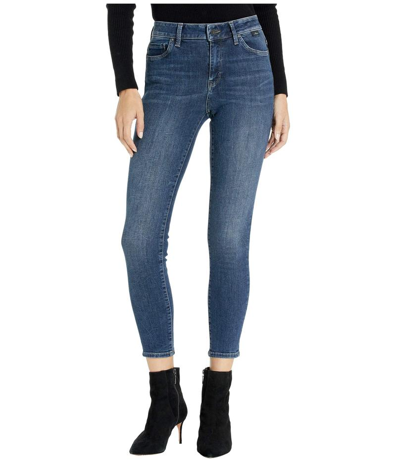 マーヴィ ジーンズ レディース デニムパンツ ボトムス Tess High-Rise Super Skinny in Dark Cashmere Dark Cashmere