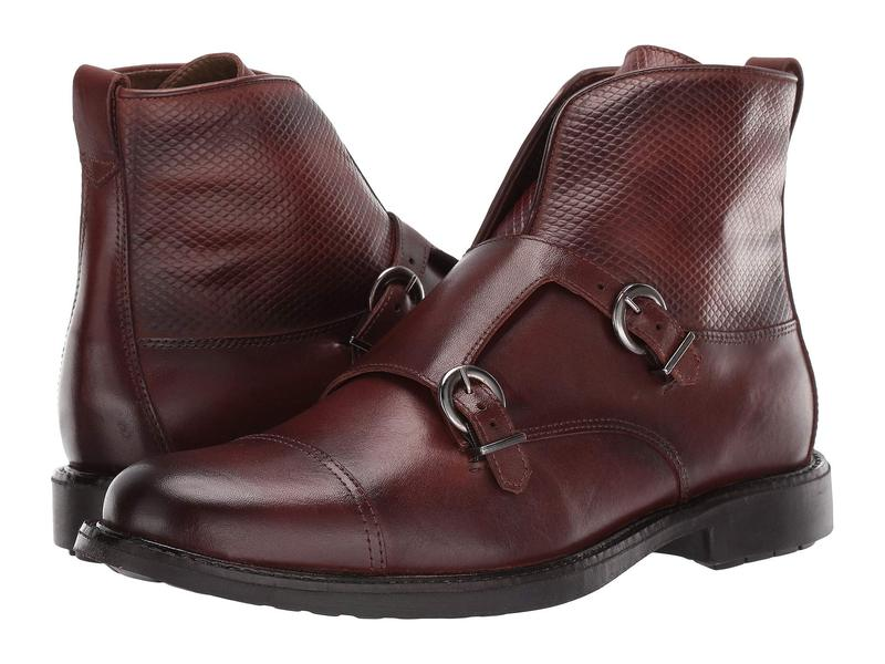 マッシモマッテエロ メンズ ブーツ・レインブーツ シューズ Double Monk Boot Pinhao