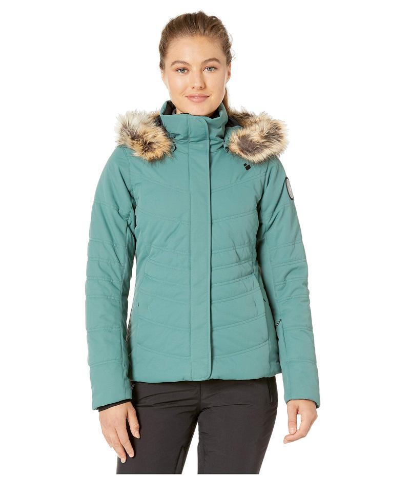 オバマイヤー レディース コート アウター Tuscany II Jacket Sage