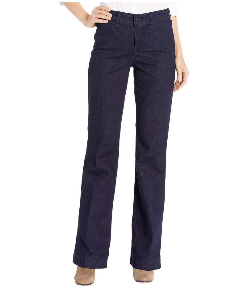 エヌワイディージェイ レディース デニムパンツ ボトムス Modern Trouser Jeans in Rinse Rinse