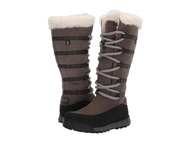 ペンドルトン レディース ブーツ・レインブーツ シューズ Rockchuck Range Tall Boot Steel Gray