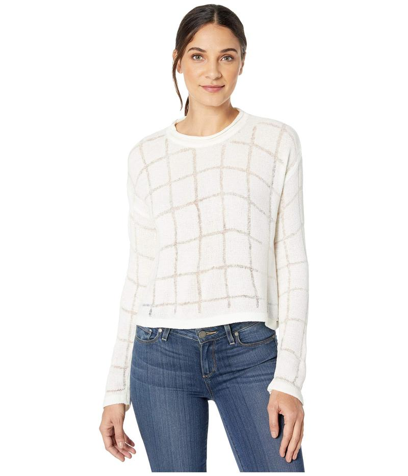 ルーカ レディース ニット・セーター アウター Range Sweater Off-White