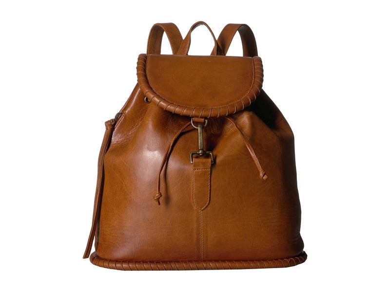 スカーリー レディース バックパック・リュックサック バッグ Sangria Whipstitch Backpack Brown