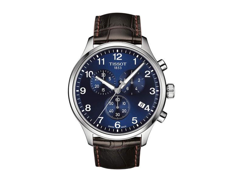 ティソット メンズ 腕時計 アクセサリー Chrono XL Classic - T1166171604700 Blue