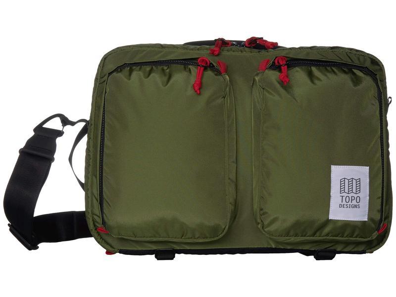 トポ・デザイン メンズ ビジネス系 バッグ Global Briefcase 3-Day Olive