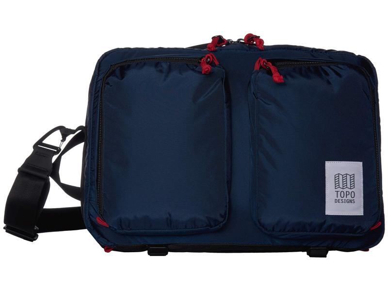 トポ・デザイン メンズ ビジネス系 バッグ Global Briefcase 3-Day Navy