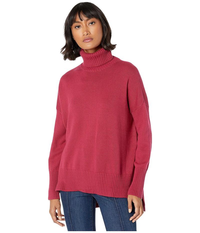 BCBジェネレーション レディース ニット・セーター アウター Turtleneck Sweater FOO5254933 Mulberry