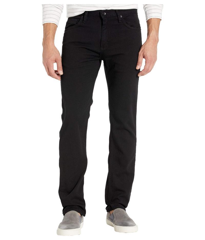 バンズ メンズ デニムパンツ ボトムス V16 Slim Denim in Black Black