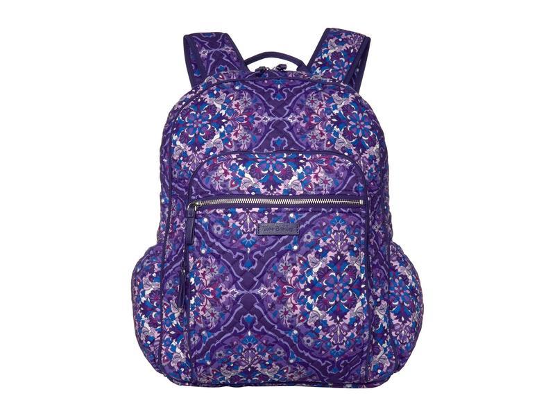 ベラブラッドリー レディース バックパック・リュックサック バッグ Iconic Campus Backpack Regal Rosette