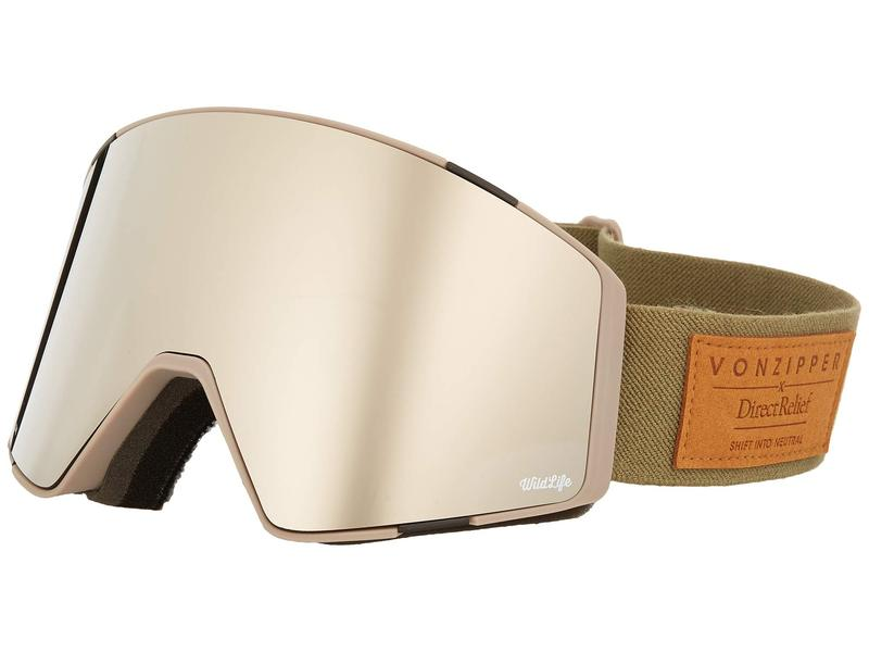 ボンジッパー メンズ サングラス・アイウェア アクセサリー Capsule Goggle Clay Satin/Wild