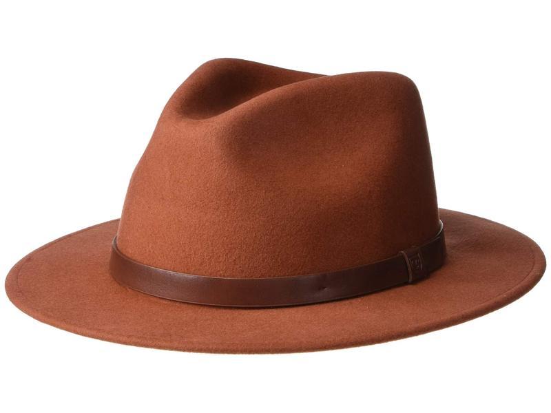 送料無料 サイズ交換無料 ブリクストン メンズ アクセサリー 帽子 Picante ブリクストン メンズ 帽子 アクセサリー Messer Fedora Picante