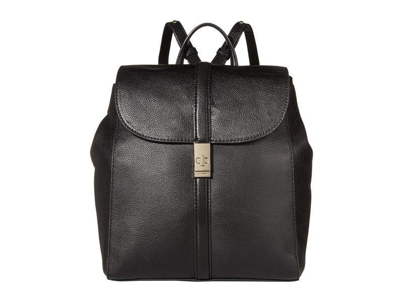 ブランミン レディース バックパック・リュックサック バッグ Newbury Sadie Backpack Black