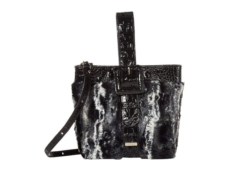 ブランミン レディース ハンドバッグ バッグ Wichita Faith Shoulder Bag Black