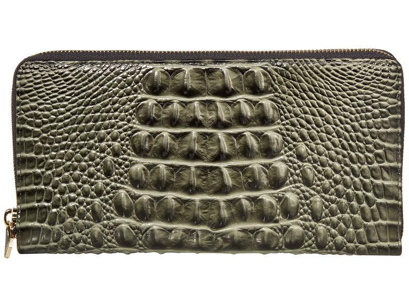 ブランミン レディース 財布 アクセサリー Melbourne Skyler Wallet Serpentine