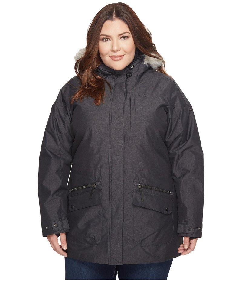 コロンビア レディース コート アウター Plus Size Carson Pass IC Jacket Black