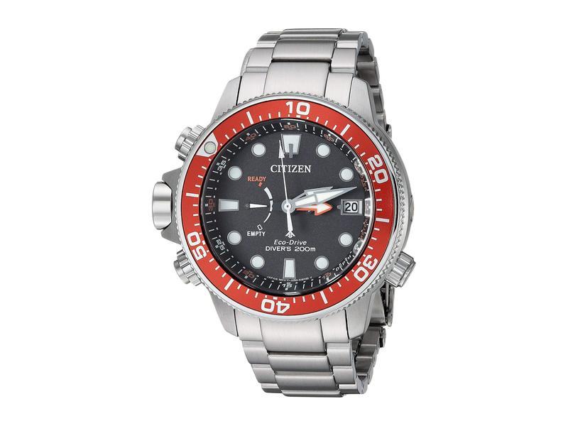 シチズンウォッチ メンズ 腕時計 アクセサリー BN2039-59E Aqualand Silver Tone