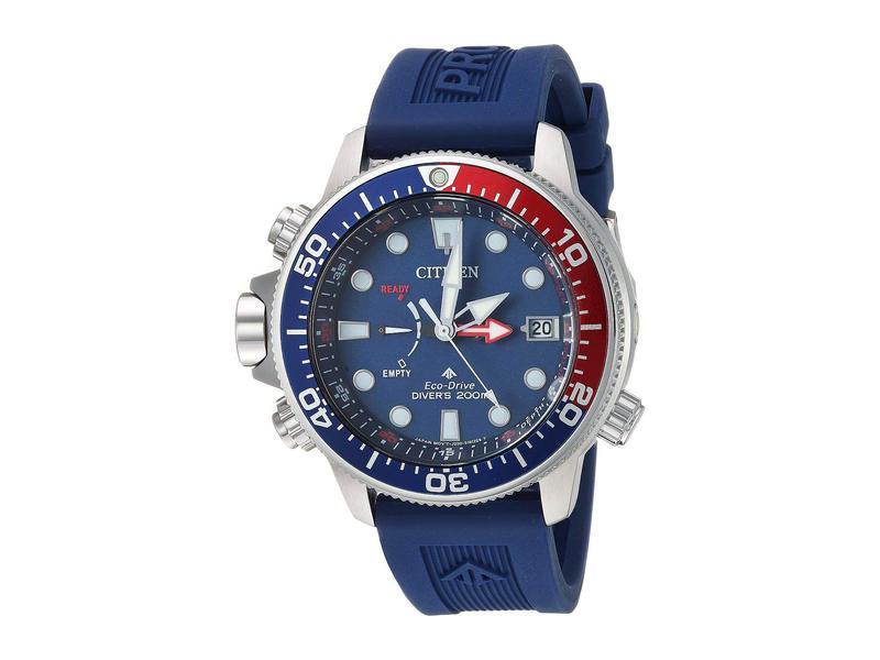 シチズンウォッチ メンズ 腕時計 アクセサリー BN2038-01L Aqualand Blue