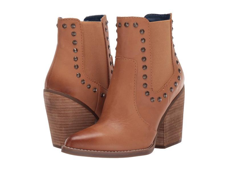 ディンゴ レディース ブーツ・レインブーツ シューズ Stay Sassy Tan Leather