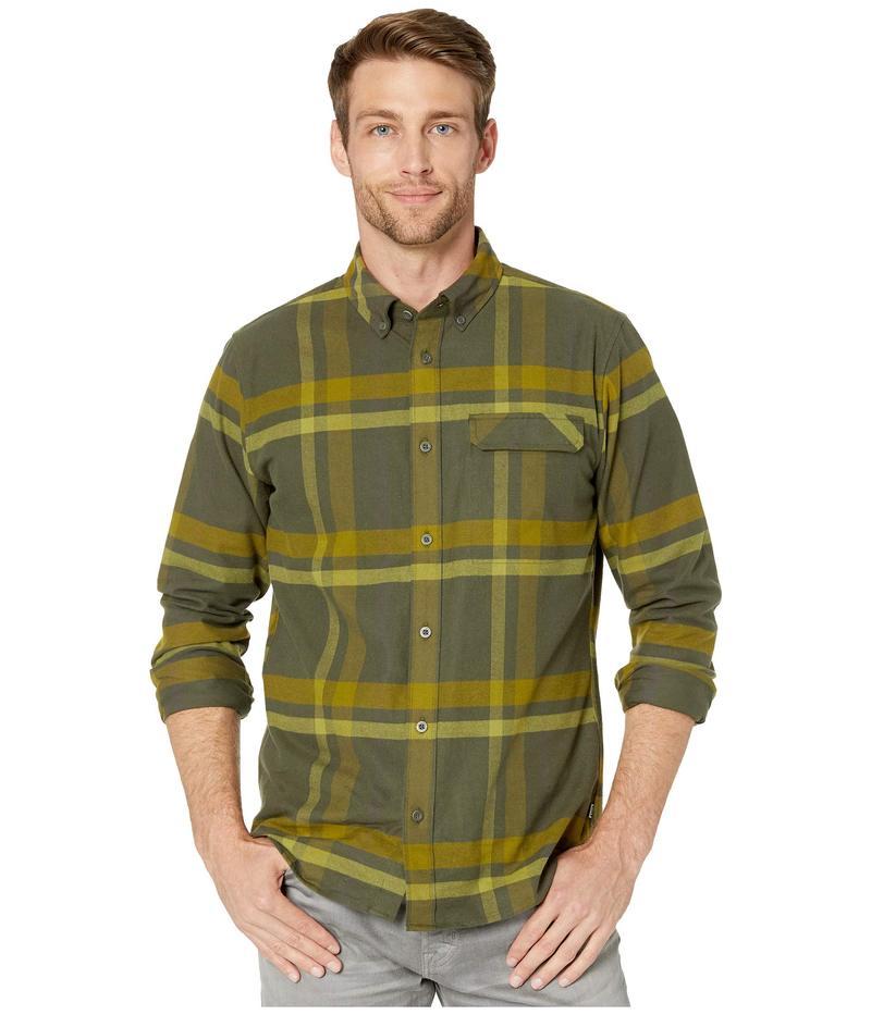 ヘリーハンセン メンズ シャツ トップス Classic Check Long Sleeve Shirt Forest Night Pl